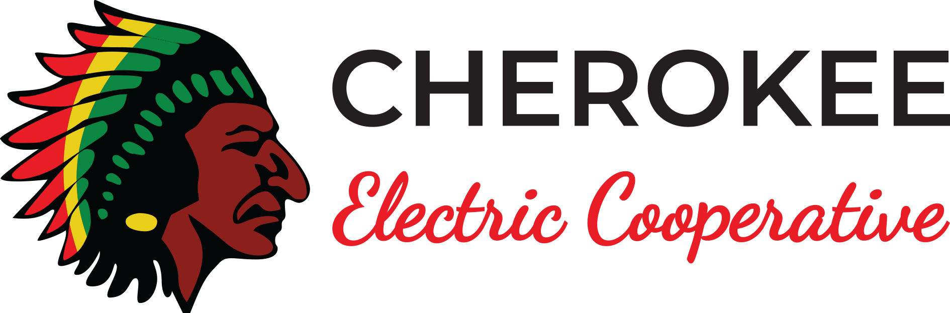 Cherokee Electric Cooperative Logo